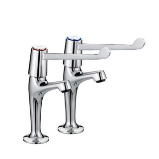 6 Inch Lever Sink Taps image