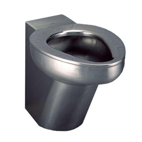 Stainless Steel Back To Wall Toilets For Schools & Colleges image