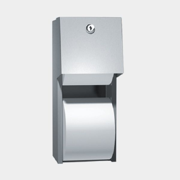 Double Toilet Roll Holder image
