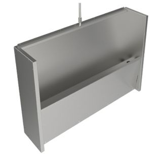 Floor Standing Trough Urinals For Schools & Colleges image
