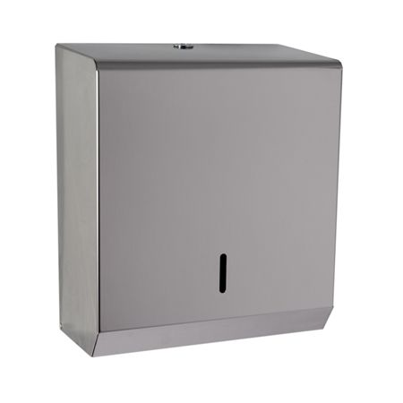 Stainless Steel Polished Paper Towel Dispensers