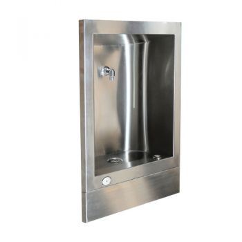 recessed bottle filling fountains