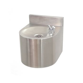 wall mounted school shrouded drinking fountain