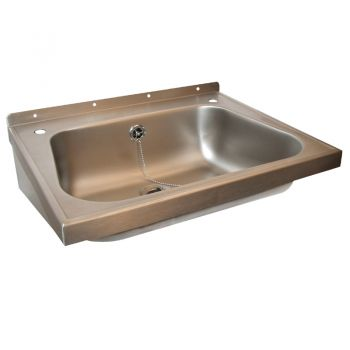 stainless steel heavy duty wash basin