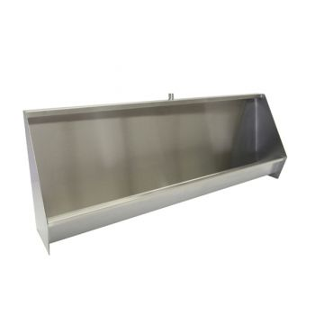 Stainless Steel Trough Urinals For Schools & Colleges image