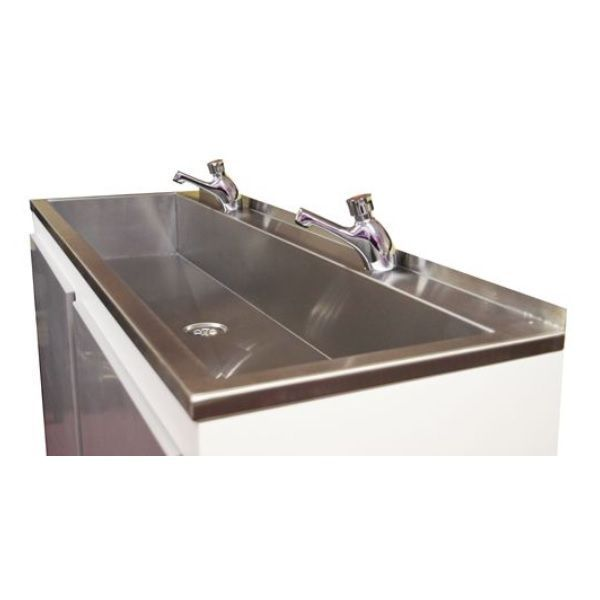 Stainless Steel Inset Trough Sinks