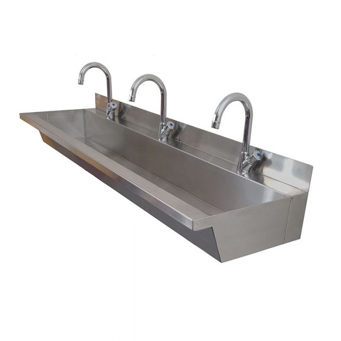 Multiple Trough Style Drinking Bottle Filling Station image