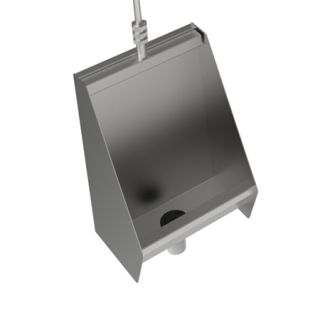 Stainless Steel Individual Bowl Urinals image