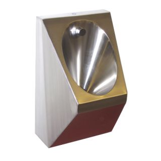 Stainless Steel Bowl Urinals For Schools & Colleges image