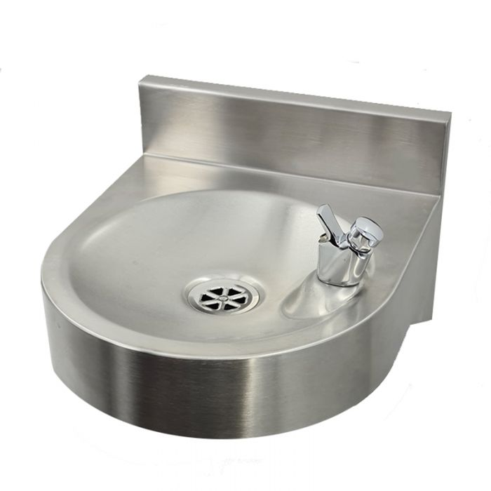 Stainless Steel Drinking Fountains For Schools & Colleges image