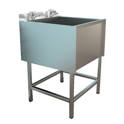 Stainless Steel Utility Sink image